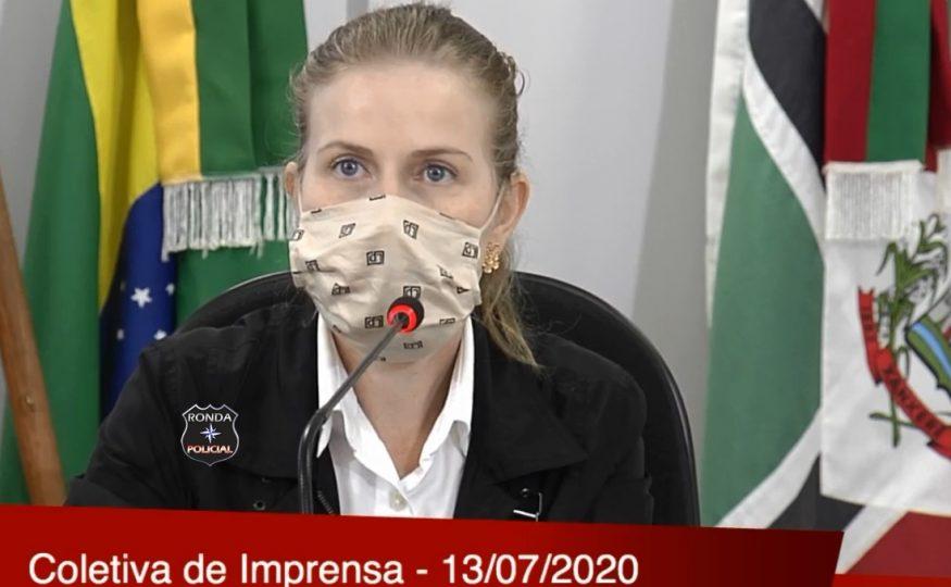 Xanxerê já gastou R$ 850 mil em ações para o combate ao novo coronavírus