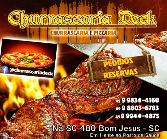 Churrascaria Deck – Bom Jesus 104233