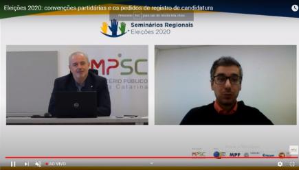 Partidos políticos podem realizar convenções virtuais para escolha de candidatos e formalização de coligações