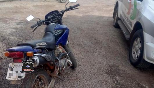 Polícia Ambiental flagra motociclista fazendo manobras perigosas