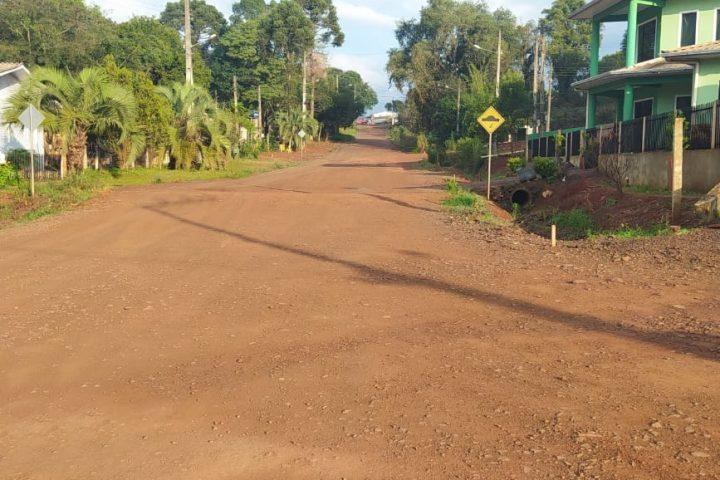 Bom Jesus recebe mais R$ 550 mil de investimento em pavimentação
