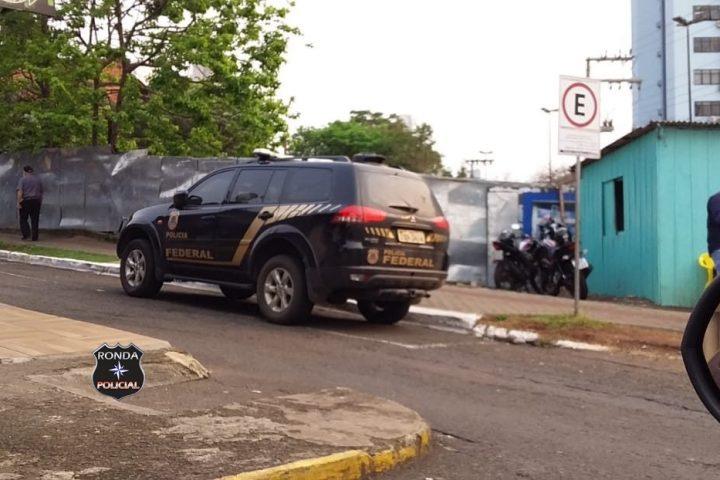 Polícia Federal deflagra Operação para combater contrabando de cigarros no Oeste