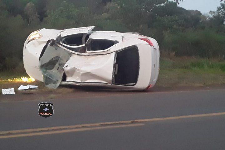 Motorista de Abelardo Luz morre em grave acidente no Paraná