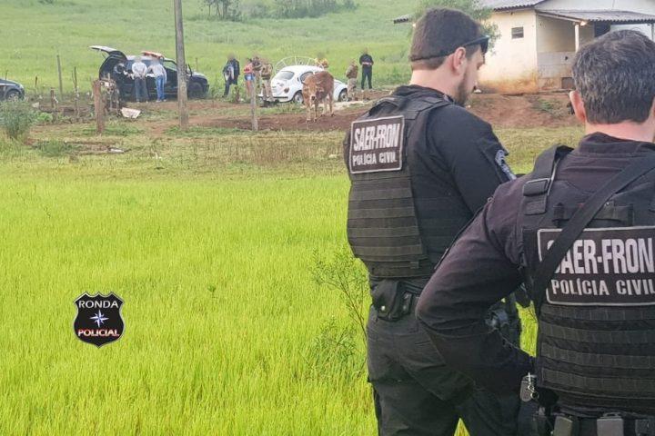 EXCLUSIVO – Operação captura segundo suspeito de envolvimento no latrocínio de vendedor xanxerense