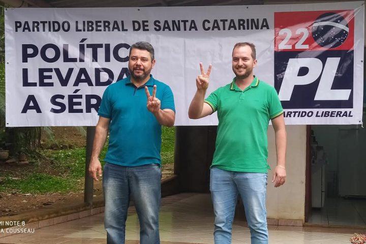 Convenção define: Rafael e Peccini buscarão a reeleição em Bom Jesus