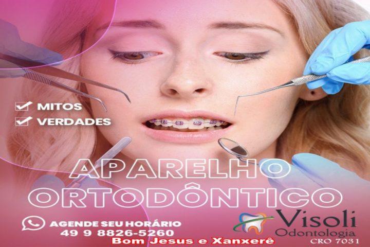 Confira 15 mitos e verdades sobre o aparelho dental