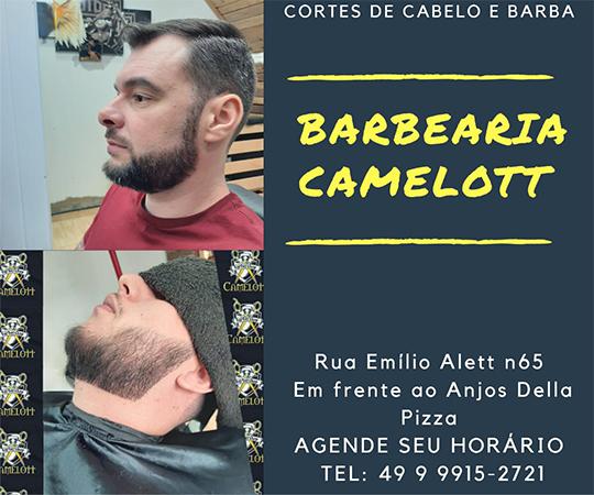 Barbearia Camelott 100875