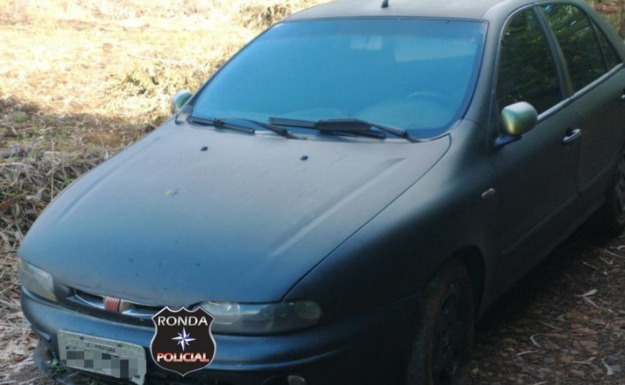 Polícia Civil recupera veículo furtado