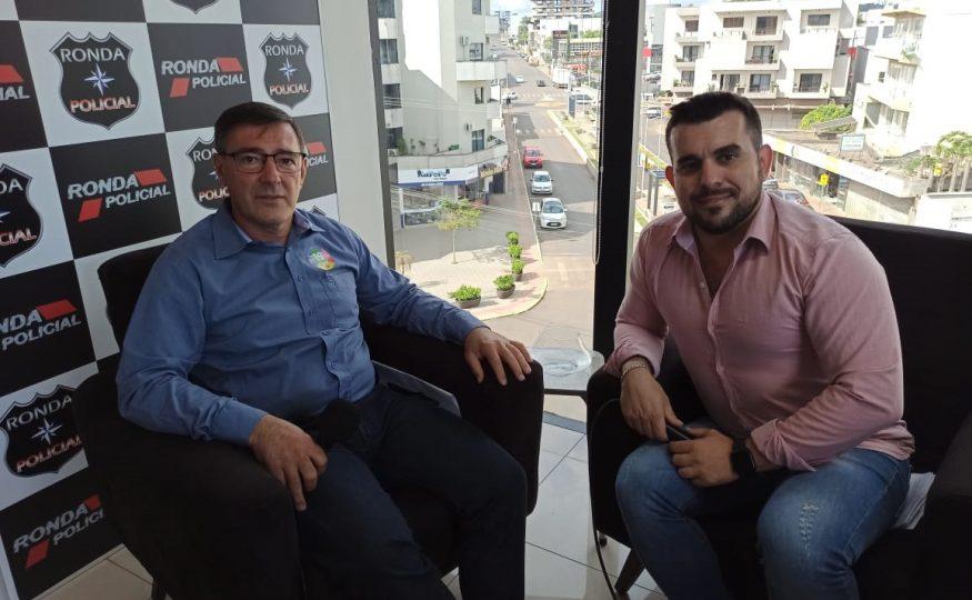 Eleições 2020: Acompanhe ao vivo sabatina com o candidato Édson Marció