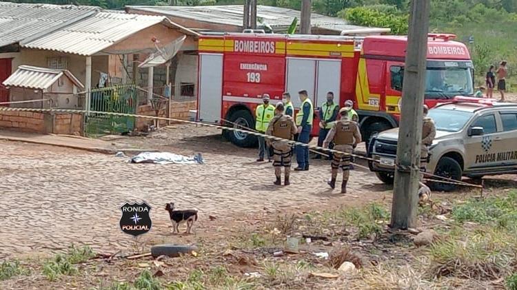 Identificada vítima de assassinato registrado neste sábado em Xaxim
