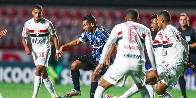 Grêmio entra com recurso após STJD indeferir pedido para anular jogo