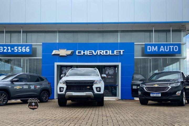Balck Friday Total é na DM Auto Chevrolet de Xanxerê