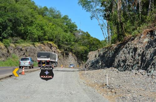 DNIT alerta para detonação de rochas na BR-282