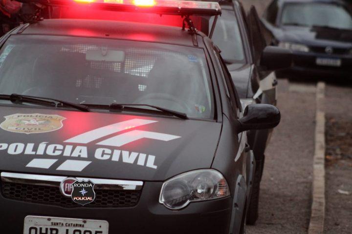 Idoso é preso pela DIC após ser condenado pela justiça por dirigir embriagado em Xanxerê