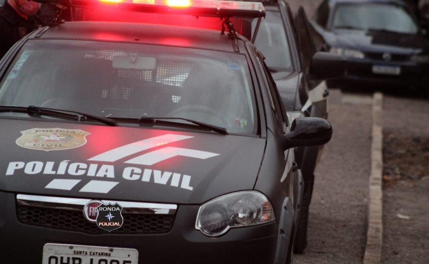 Polícia Civil prende jovem suspeito de abusar sexualmente das próprias enteadas em Ipuaçu