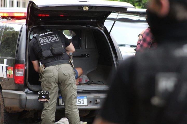 Polícia Civil prende autor de tentativa de homicídio registrada em Entre Rios