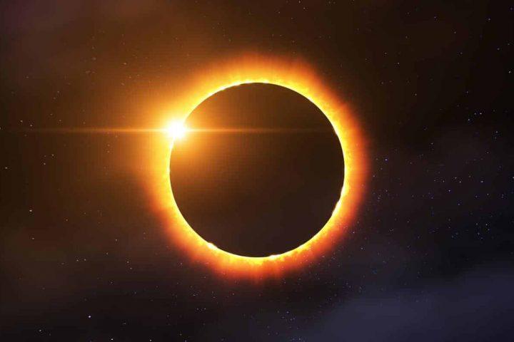 Eclipse solar poderá ser visto no Brasil na próxima segunda-feira