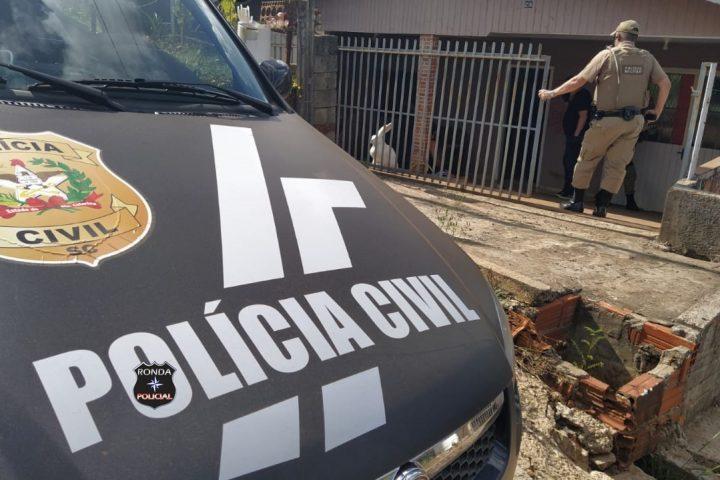 Polícia Civil prende homem que sequestrou e estuprou mulher no Oeste
