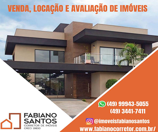 Imobiliária Fabiano Santos 137876